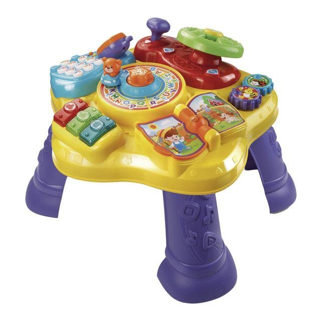 Vtech Mesa Estrella De Actividades Biling Uuml E Vtech Baby Toys Vtech Vtech Toy