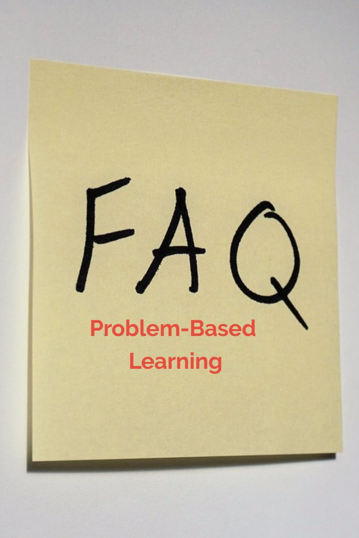 Questions about problem-based learning in math education? Get your questions answered here.