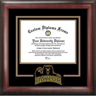 Campus Images -Baylor University Spirit Diploma Frame $169.00Image Baylor, Campus Image, Universe Spirit, Education Plans, Baylor Universe, Frames 169 00, Frames 16900, Spirit Diploma, Diploma Frames