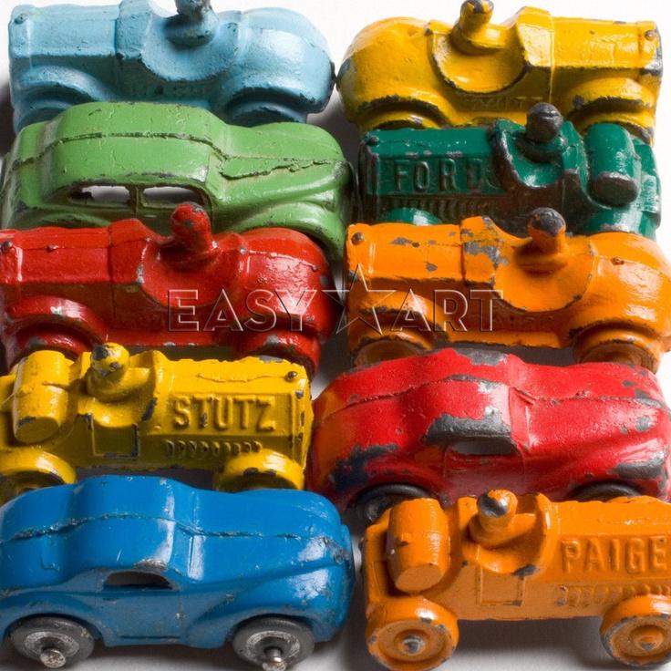 Cars - Deborah Schenck