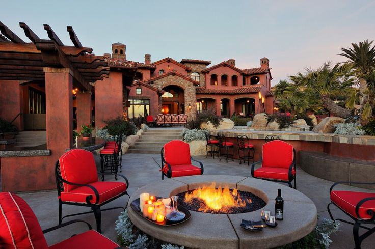 Fire Pit Accessories with