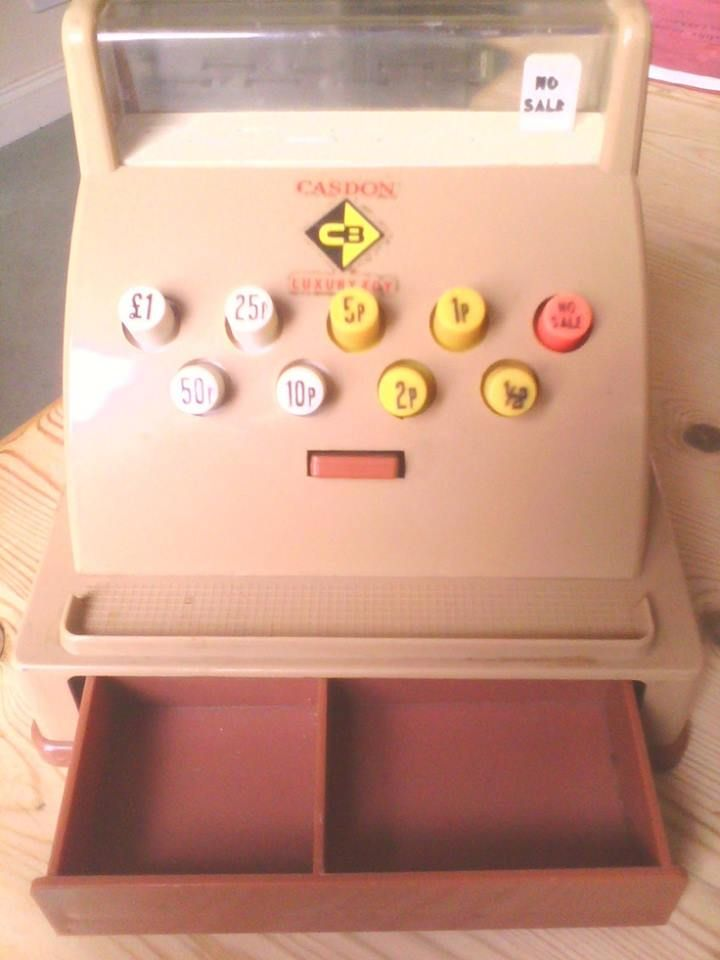 Did you have one of these toys when you were a child?