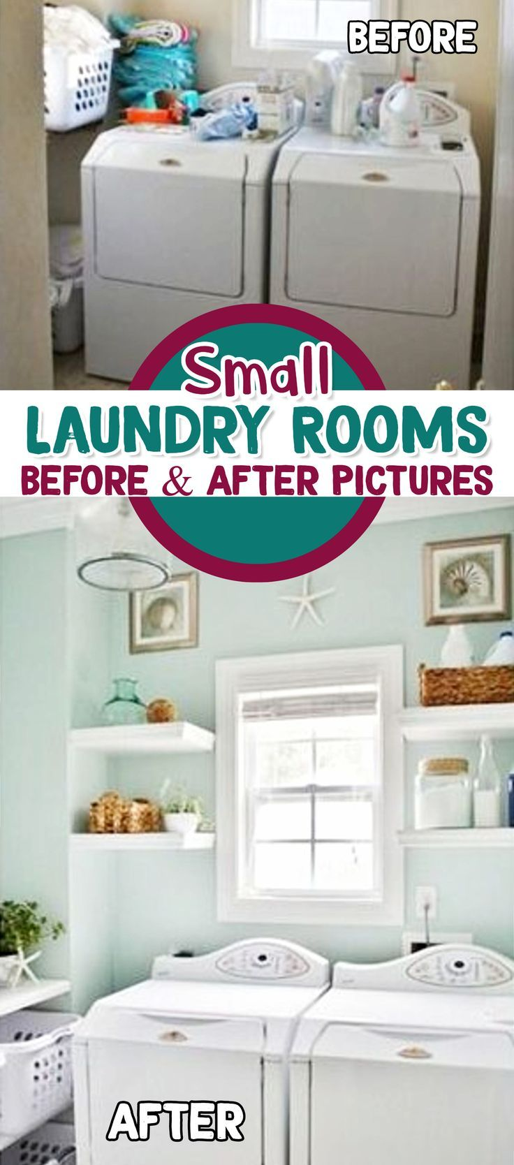 Laundry room ideas #laundryroomideas