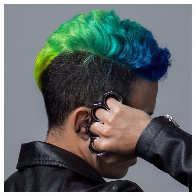 17 Best Images About Massive Mohawks On Pinterest Glow