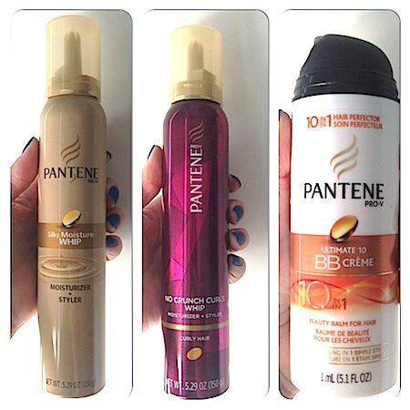 review before after photos pantene silky moisture whip