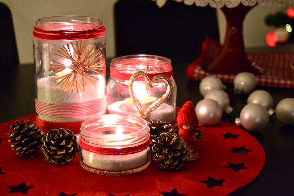 centro velas navidad