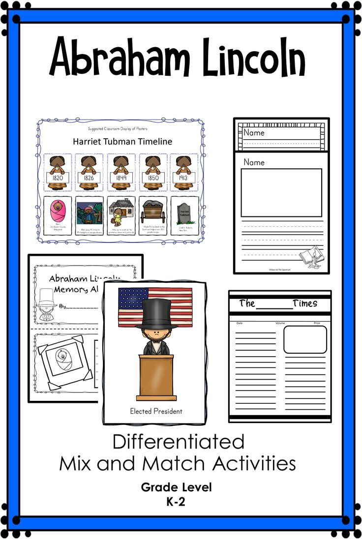 Kids Love Learning About Historical Figures And These Abe Lincoln Activities Are Not Only Fun But Gr Abraham Lincoln Abe Lincoln Activities Articles Activities [ 1104 x 736 Pixel ]