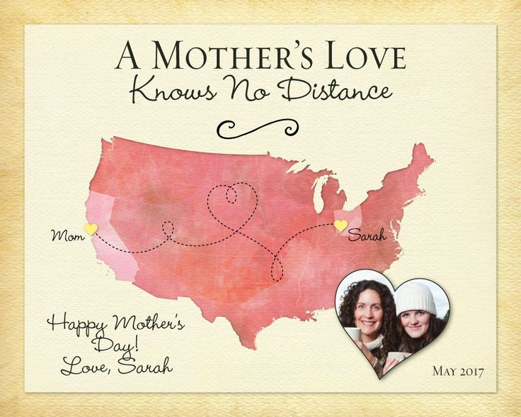 40 Best Gifts For Mom Images On Pinterest Long Distance