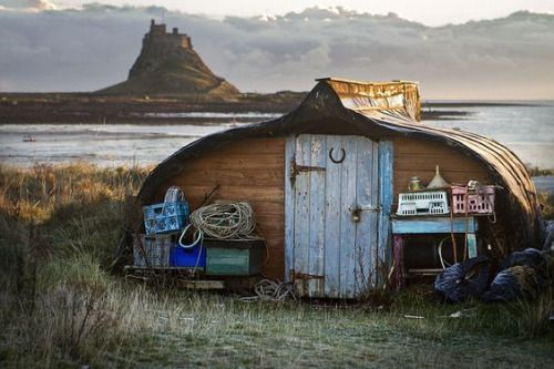 wasbella102:Holy Island Photo by Keith Saint