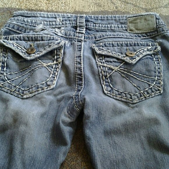 ISO Silver Pioneer Bootcut Jeans ISO looking for this pair of ...