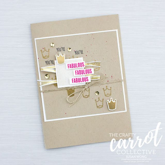 Tabs for Everything - Susan Wong for The Crafty Carrot Co.
