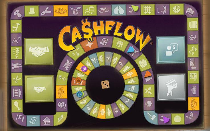 Alfa img - Showing > Cash Flow Game