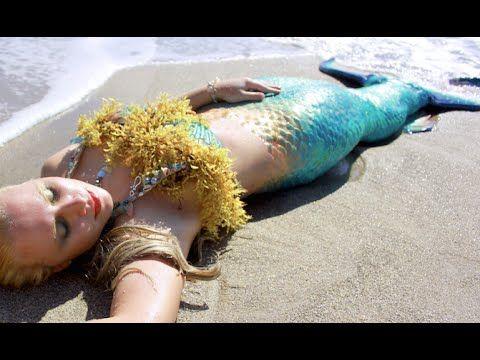 Dead Mermaid Found In Florida
