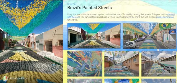 Painting the Streets- Why the 201 Brazil World Cup is set to be the most digital tournament yet.