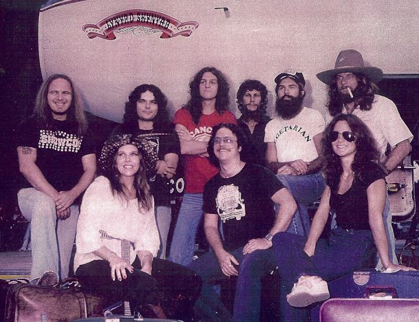 Freebird Allen Collins : Photo