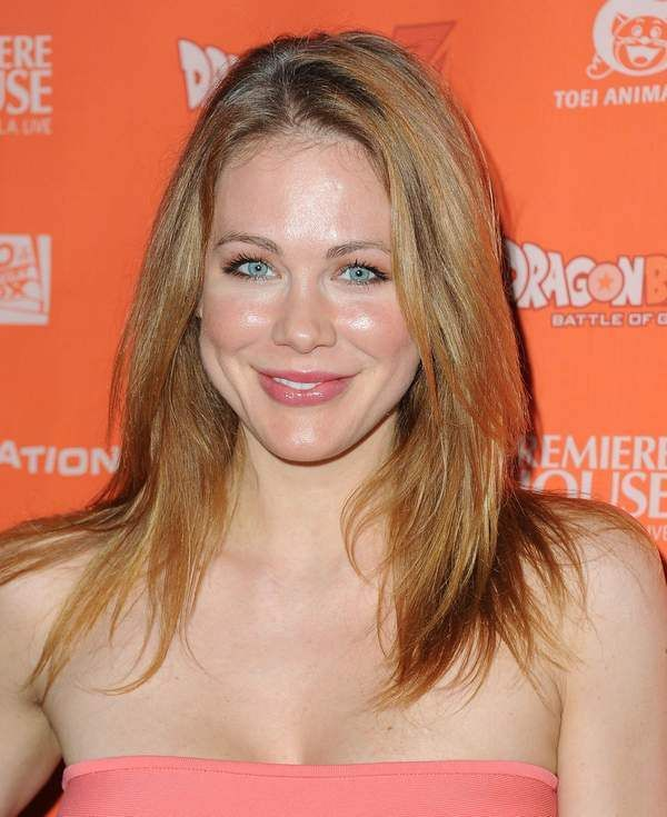 Maitland Ward at Dragon Ball Z Battle of Gods Premiere-06