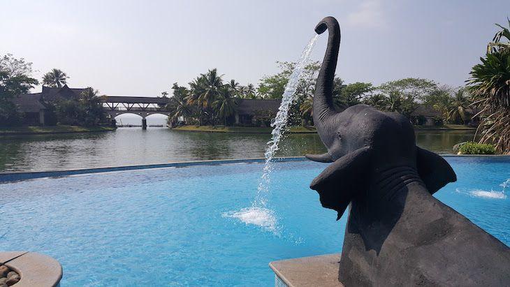 Onde ficar alojado em Kerala, Índia | Viaje Comigo