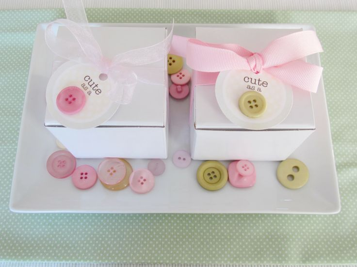 Cute As a Button: Party Favors, Baby Showers Party, Buttons Baby, Buttons Favors, Baby Showers Owens, Baby Shower Favors, Baby Showers Favors, Favors Boxes, Favors Tags