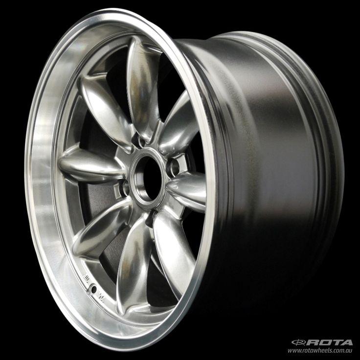 ROTA RB-R (16, 17 inch) Wheels