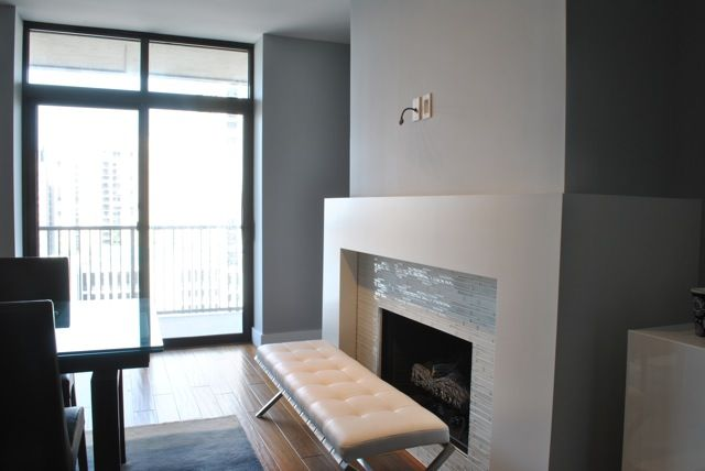 Dearborn Remodel Fireplace