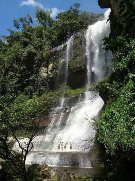 #SemanaSantaBUC @Guadalupe_Sder: En Guadalupe una oportunidad para conocer la Cascada la Chorrera