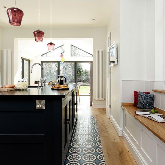 Simple White Galley Kitchen galley kitchen makeover. interesting galley kitchen makeover with