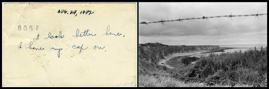 Cynthia Bittenfield- world war II revisited
