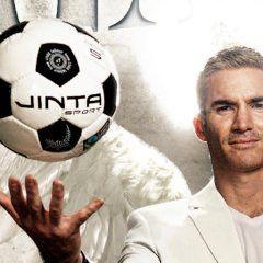 Craig Foster talks about Jinta Sport. #fairtrade #football #soccer #socceroo #craigfoster #ballsforgood