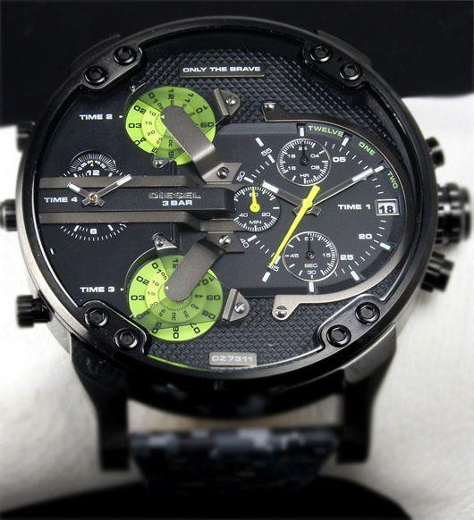 DZ7311 watch. Wow.