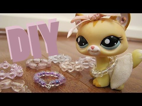 DIY Accessories: How To Make LPS Necklaces 2 - Accessories, Necklaces