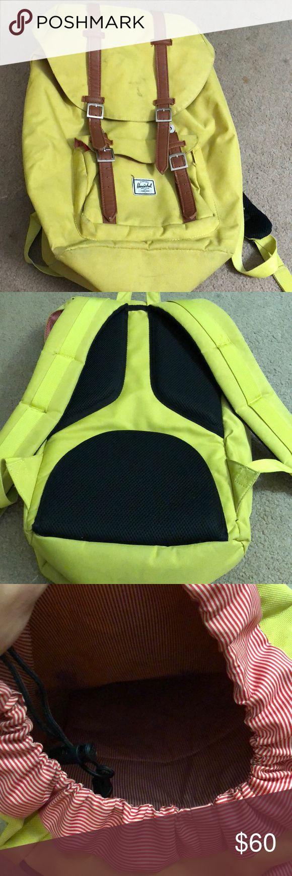 Herschel backpack Used Herschel bag. Nothing wrong with it. Herschel Supply Company Bags Backpacks