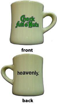 Chock full o'Nuts Online Store - Chock Mug - Ceramic