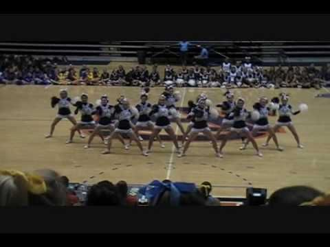 Baker Hornets JV Cheerleaders...UCA Cheer Camp 2010.wmv - YouTube