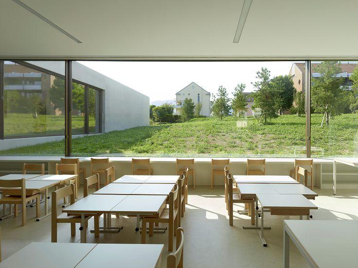 Gallery Of Kindergarten And Crche Pierre Alain Dupraz