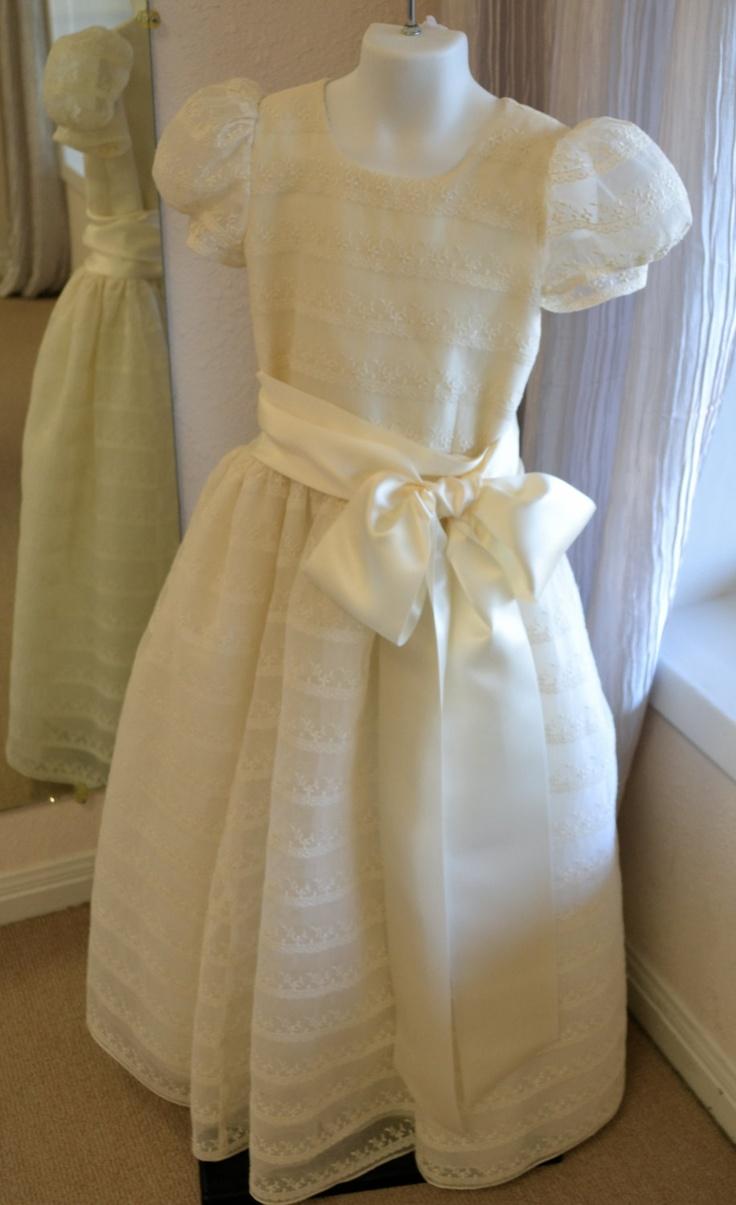 First Communion Dress 1ra Comunion Pinterest