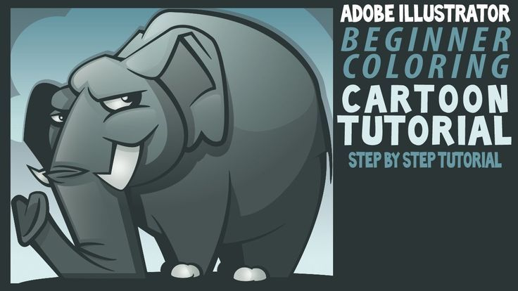 adobe illustrator how to add color to a drawing