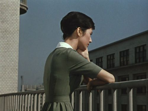 Yasujiro Ozu, Late Autumn, 1960