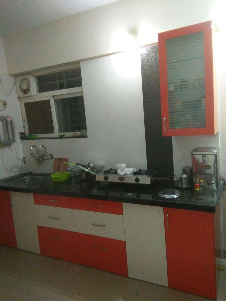 modular kitchen wall unit wall cabinet swaras kitchen interior - Kitchen Wall Units Designs