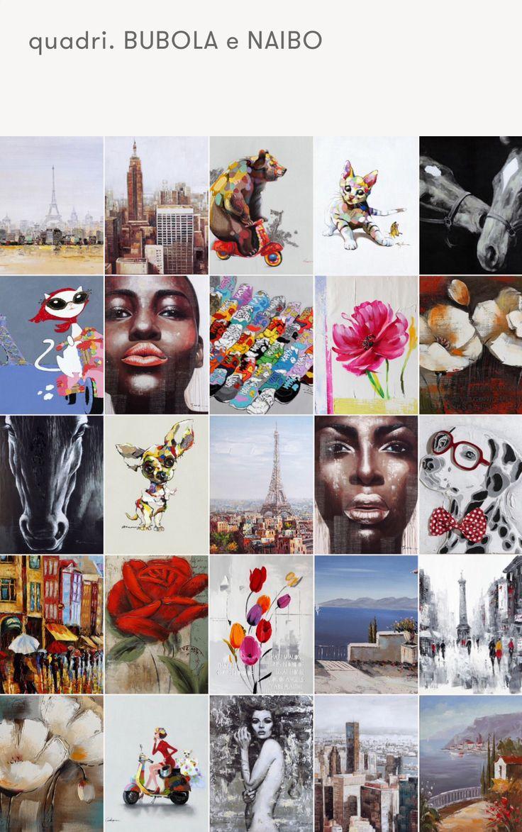 120 best quadri bubola e naibo images on pinterest art for Quadri bubola e naibo