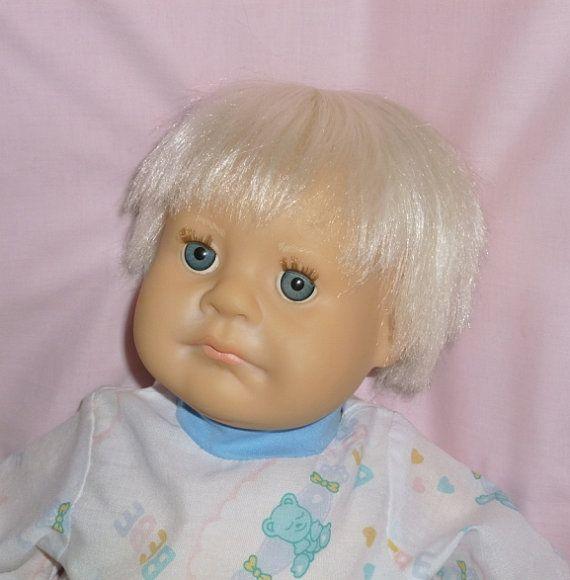Hasbro Real Baby Doll 1980's J. Turner 18 by WilmsDollsandThings2