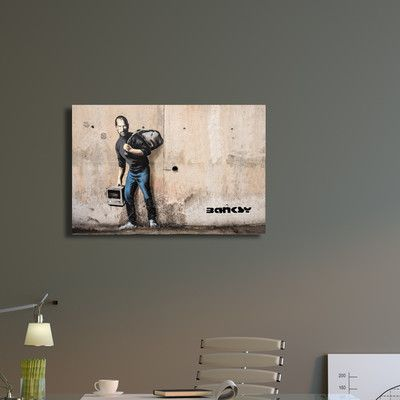 17 best ideas about banksy paintings on pinterest banksy for Banksy mural painted over