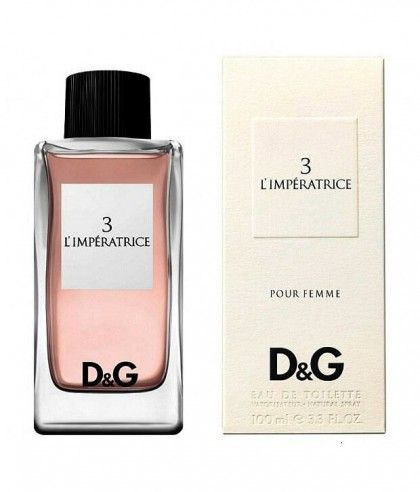 Dolce & Gabbana - D&G L´Imperatrice 3