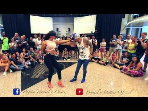 DANIEL Y DESREE - Love Yourself - Kevin y Karla (Bachata Dj Khalid) - YouTube