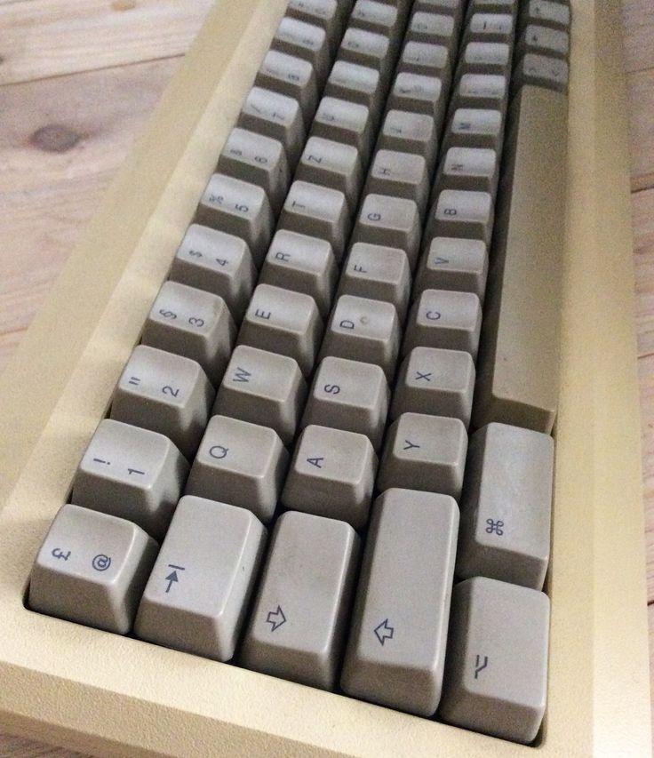Old school keyboard | Apple Museum