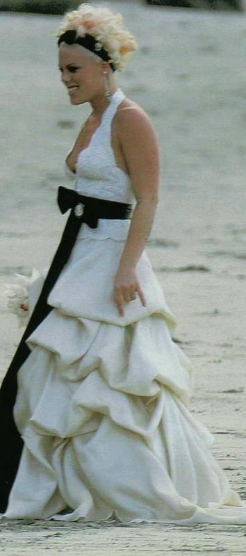379 best BAD WEDDING DRESSES images on Pinterest   Short wedding ...