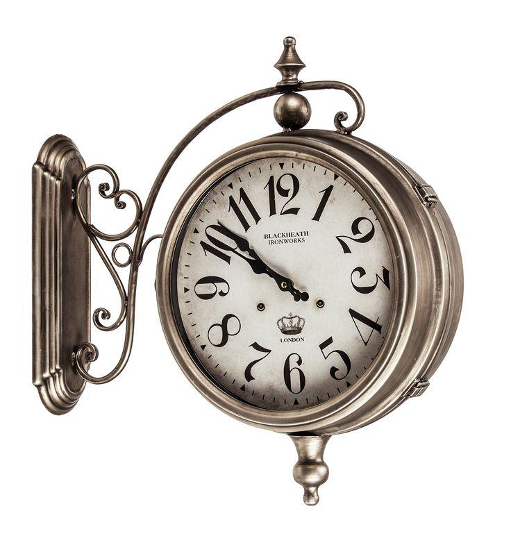 The de Gaulle - handmade Wall clock from The Barrel Shack