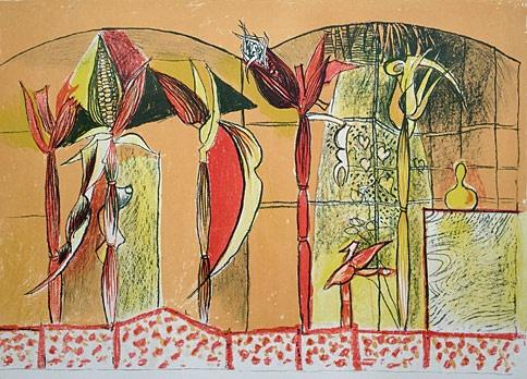 Graham Sutherland, Maize (1948)