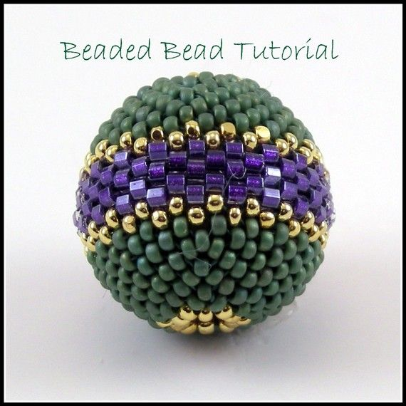 beaded beads etsy: Beads Peyote, Beading Patterns, Tutorials Round, Beads Beads, Round Beads, Peyote Stitches, Beads Patterns, Pdf Patterns, Pdf Beads
