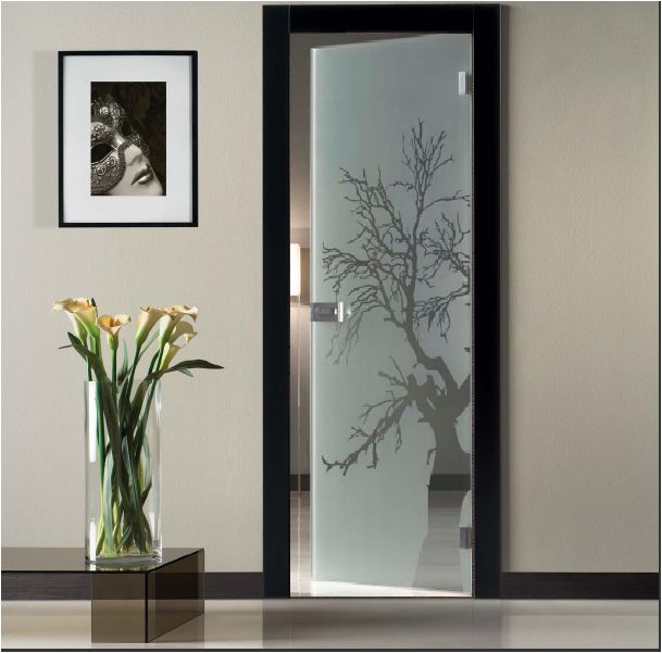 #door #glass #tree ISOMAX Collezione Design