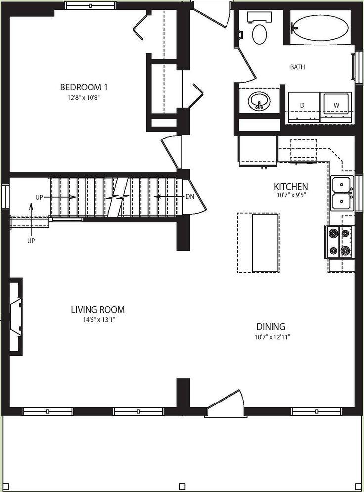 26 best quality homes the haliburton images on pinterest haliburton cottage ground floor qualityhomes malvernweather Images